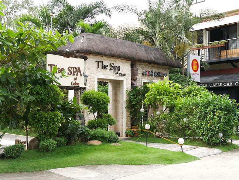 The Spa at Cebu