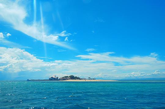 セブ島の離島