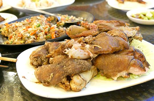 フィリピンの肉料理