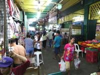 セブ島のローカルマーケット