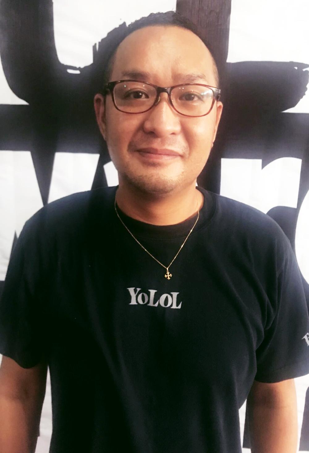 セブ日本人マネージャー Manabu Kikuchi